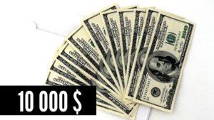 10000$