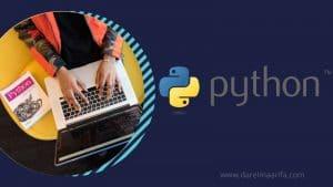 تعلم لغة بايثون Python