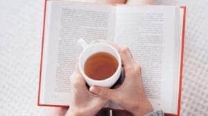 القراءة في الصباح